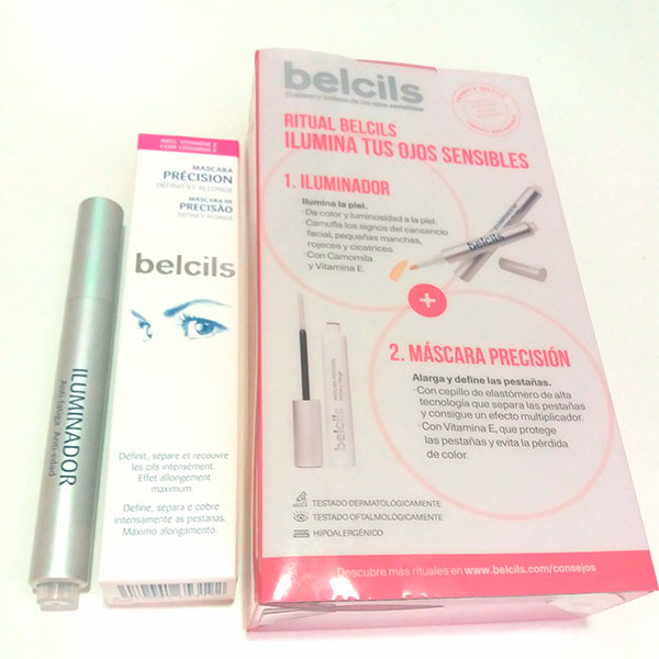BelcilsPACK ESPECIAL l Máscara Precisión+ Iluminador