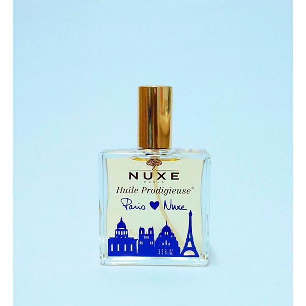 Nuxe Huile Prodigieuse 100ml, Edición Limitada París-Nuxe