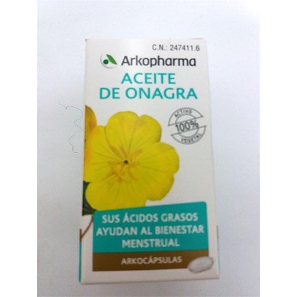 Arkocápsulas ACEITE DE ONAGRA 50 càpsulas - Arkopharma