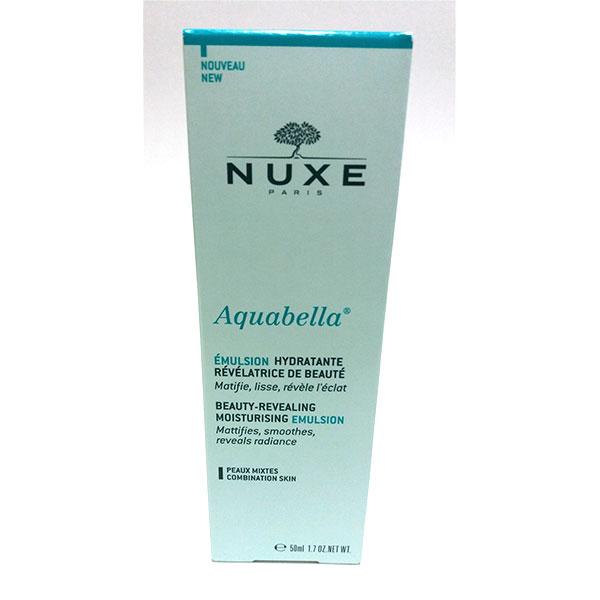 Aquabella Emulsión Hidratante 50ml - Nuxe