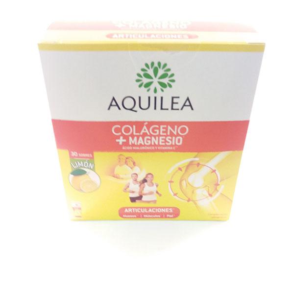 AQUILEA Colágeno+Magnesio 30 sobres-limón
