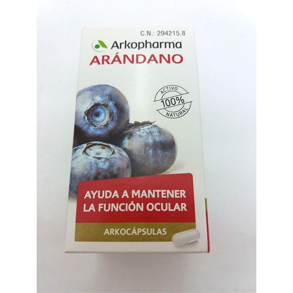 Arkocápsulas ARÁNDANO 50 cápsulas - Arkopharma