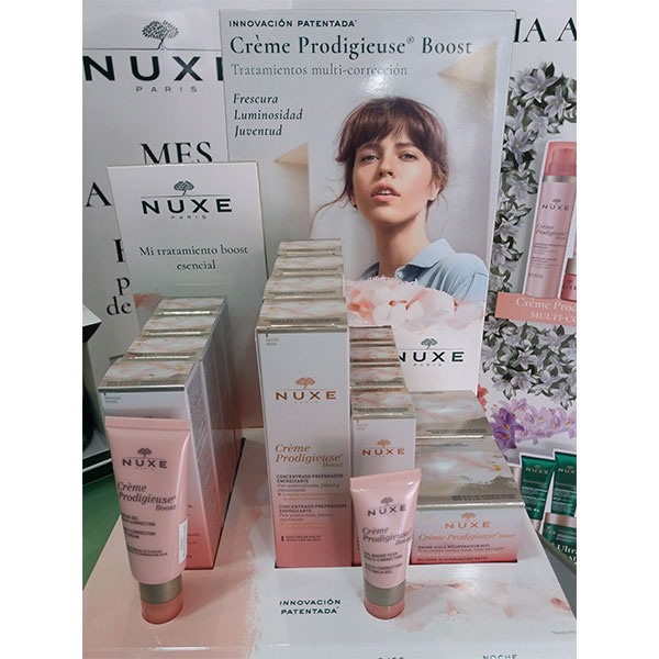 Nuxe Crema Prodigieuse Boost Concentrado 100ml