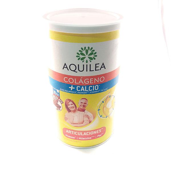 AQUILEA Colágeno+Calcio 495g-sabor chocolate