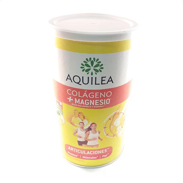 AQUILEA Colágeno+Magnesio 375g-sabor limón