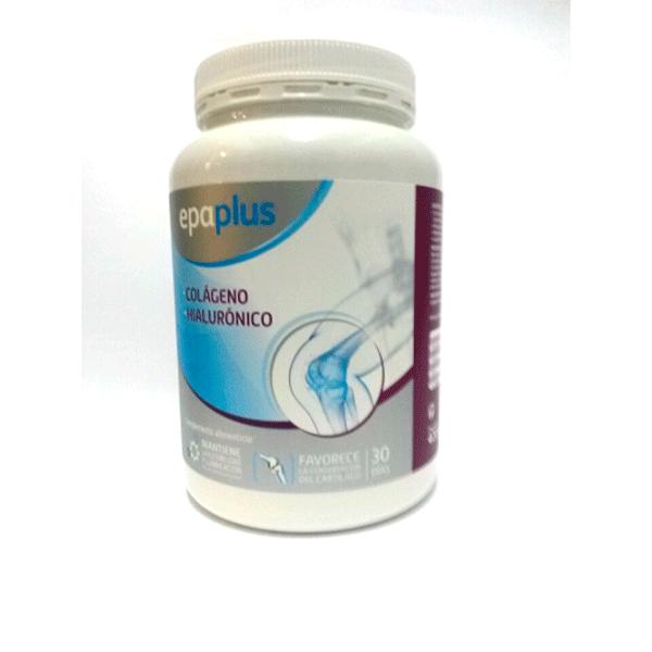 Epaplus Colágeno+Hialurónico 420g