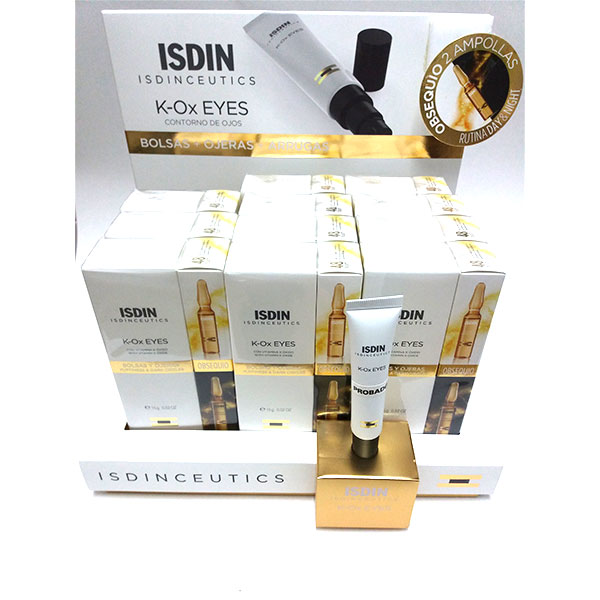 isdinceutics K-Ox EYES 15ml - Isdin + REGALO
