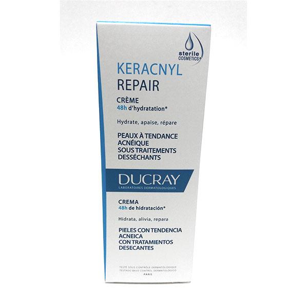 KERACNYL REPAIR Crema 48h de hidratación, 50ml