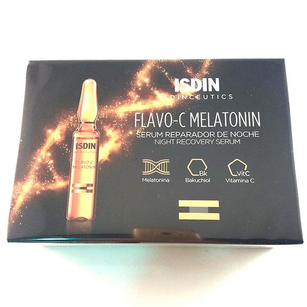 Isdinceutics FLAVO-C MELATONIN 30 AMPOLLAS- Isdin