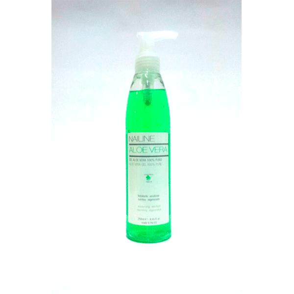 Aloe Vera 100% Puro 250ml - Nailine