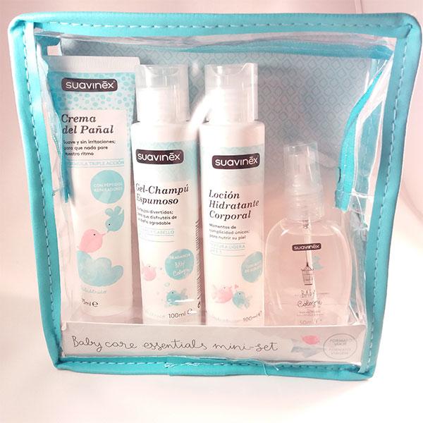 Mini-Set Baby care essentials- Suavinex