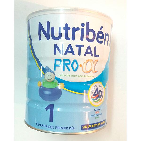 Nutribén NATAL PRO Leche de Inicio 800g