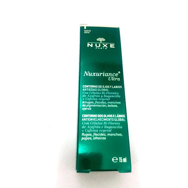 Nuxuriance Ultra Ojos y Labios Crema anti-edad 15ml  - Nuxe