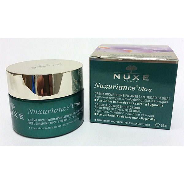 Nuxuriance Ultra Crema Rica Redensificante Antiedad 50ml  - Nuxe