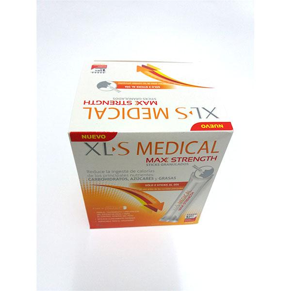 XLS MEDICAL MAX STRENGTH Sticks granulados 60 sticks