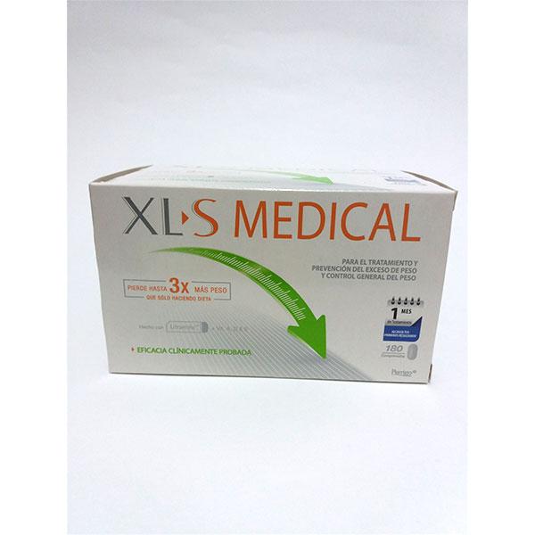XLS MEDICAL 180 comprimidos.